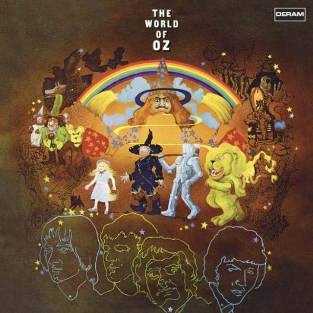 WORLD OF OZ Vinyl Record - UK Import