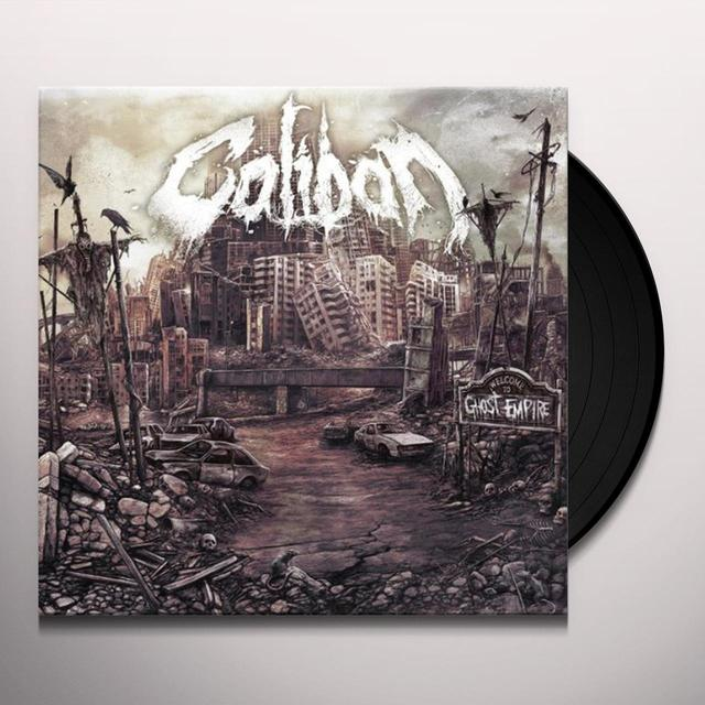 Caliban GHOST EMPIRE Vinyl Record - UK Import