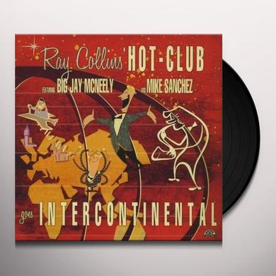 Ray Collins GOES INTERCONTINENTAL (Vinyl)