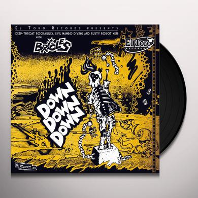 Brioles DOW DOWN DOWN EP Vinyl Record