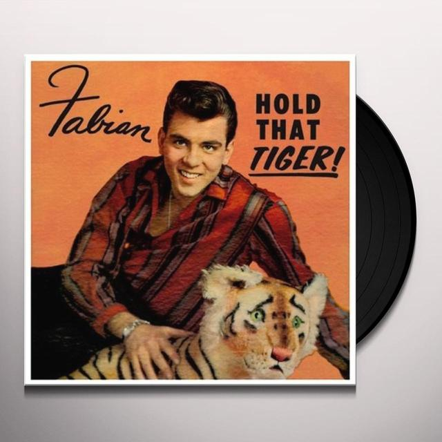 Fabian HOLD THAT TIGER Vinyl Record