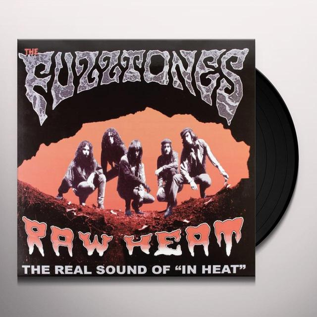 The Fuzztones RAW HEAT Vinyl Record