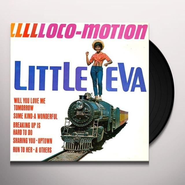 Eva Little L-L-L-L-LOCO MOTION Vinyl Record