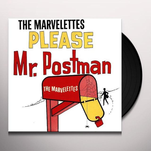 The Marvelettes PLEASE MR.POSTMAN Vinyl Record