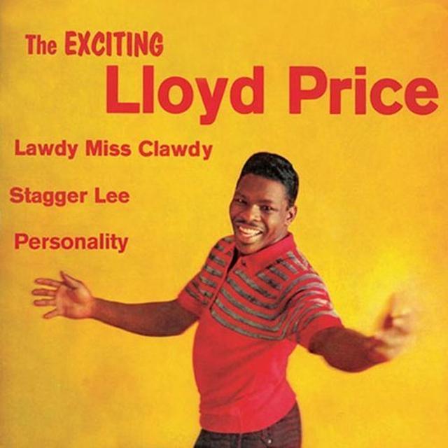 EXCITING LLOYD PRICE Vinyl Record