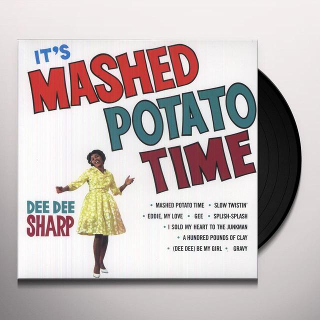 Dee Dee Sharp IT'S MASHED POTATO TIME Vinyl Record