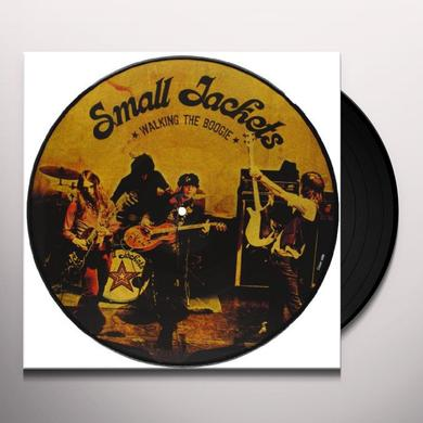 Small Jackets WALKING THE BOOGIE Vinyl Record