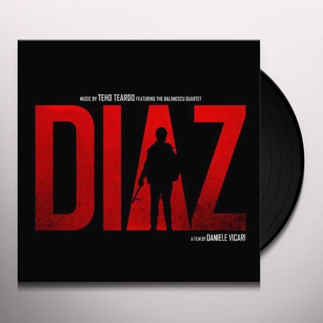 DIAZ / O.S.T. Vinyl Record