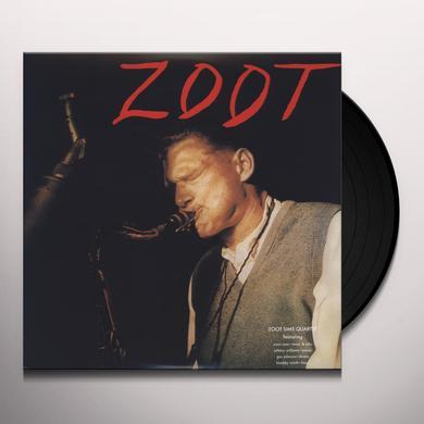 Sims Quartet Zoot ZOOT Vinyl Record