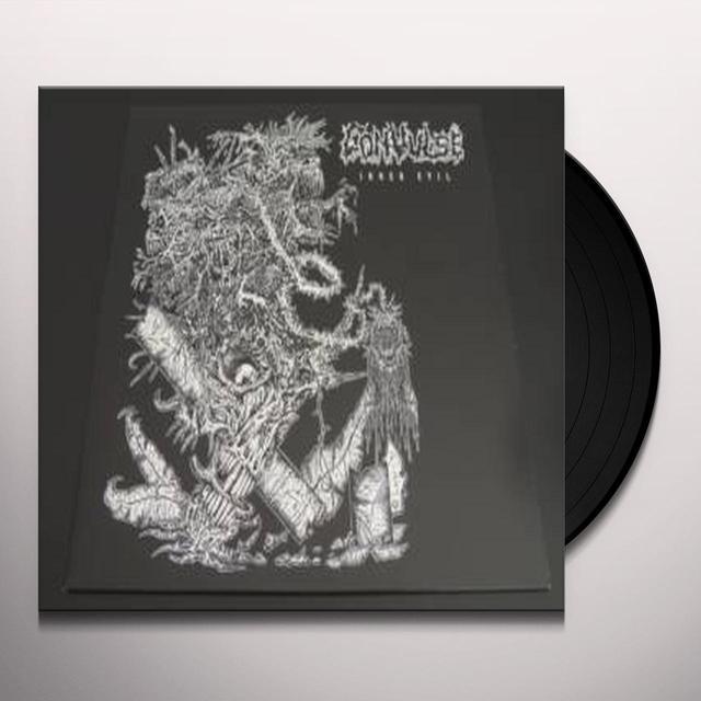 Convulse INNER EVIL Vinyl Record