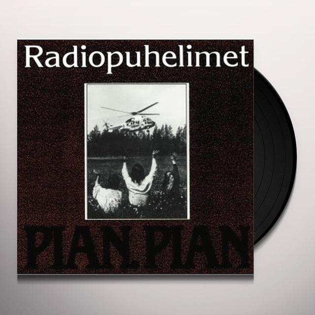Radiopuhelimet PIAN PIAN Vinyl Record