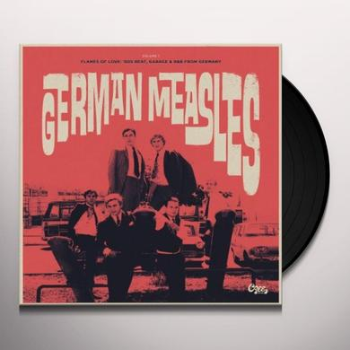 GERMAN MEASLES 1 / VAR Vinyl Record