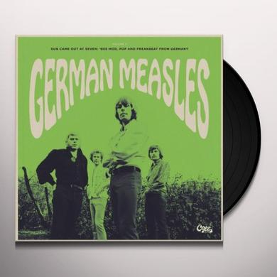 GERMAN MEASLES 2 / VAR Vinyl Record