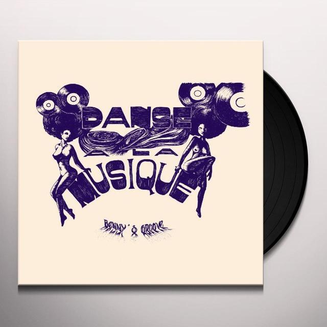 DANSE A LA MUSIQUE / VARIOUS Vinyl Record