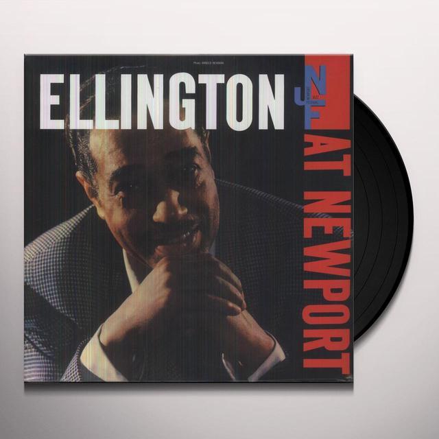 Duke Ellington ELLINGTON AT NEWPORT (Vinyl)