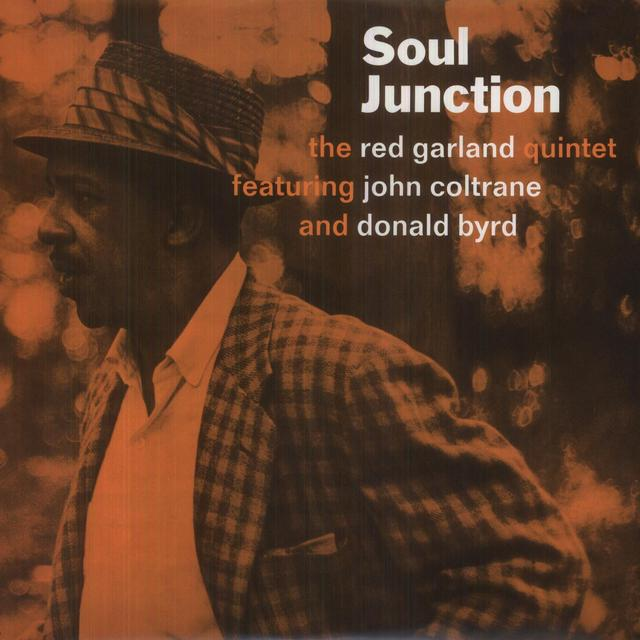Red Garland SOUL JUNCTION Vinyl Record