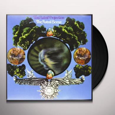 Astral Projection ASTRAL SCENE Vinyl Record
