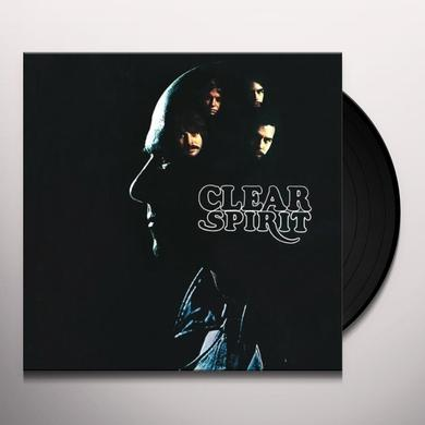 Spirit CLEAR Vinyl Record