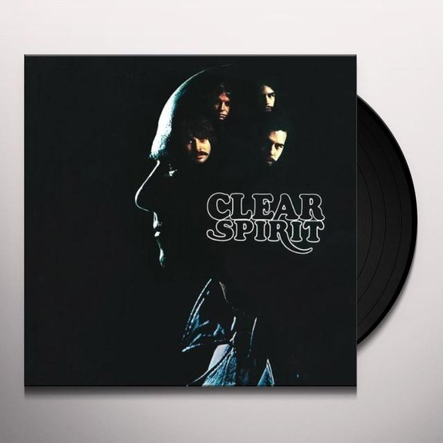 Spirit CLEAR Vinyl Record - UK Import