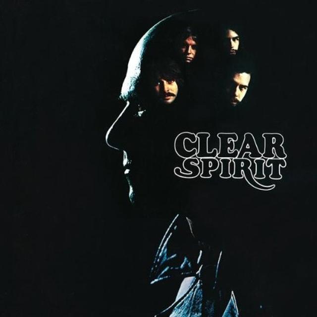 Spirit CLEAR Vinyl Record - UK Import