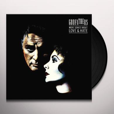 Godfathers HATE Vinyl Record - UK Import