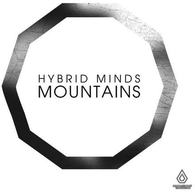 Hybrid Minds MOUNTAINS Vinyl Record - UK Import