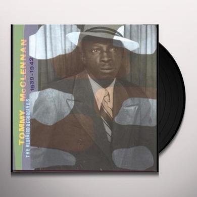 Tommy Mcclennan BLUEBIRD RECORDINGS 1939-42 Vinyl Record