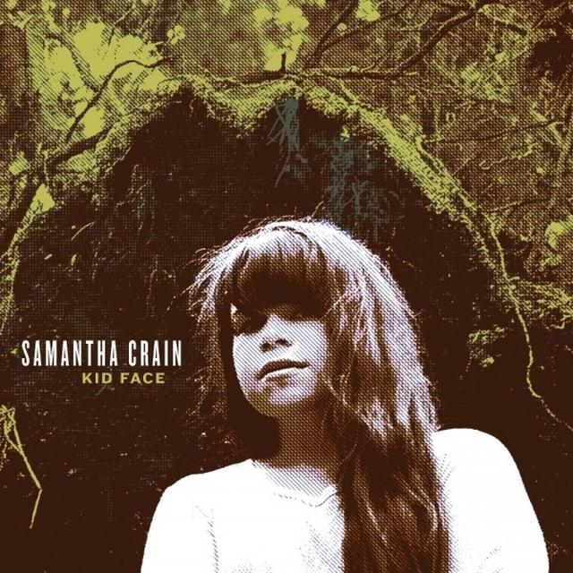 Samantha Crain KID FACE Vinyl Record - UK Import