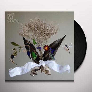 PAPER BEAT SCISSORS Vinyl Record - UK Import