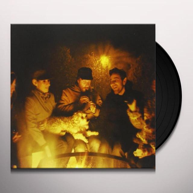 Doug Paisley GOLDEN EMBERS Vinyl Record - 10 Inch Single, Canada Import