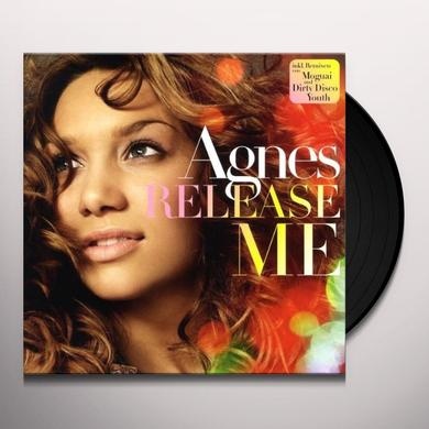 Agnes RELEASE ME (GER) Vinyl Record