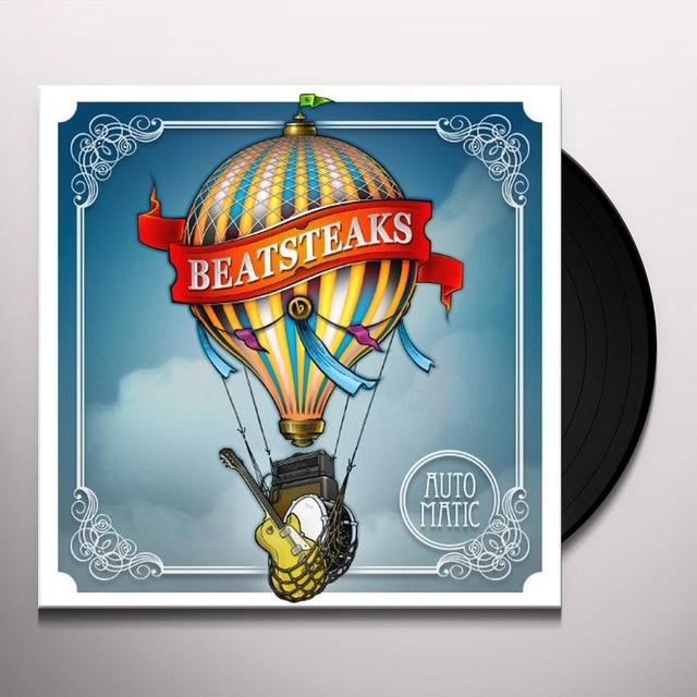 Beatsteaks AUTOMATIC Vinyl Record