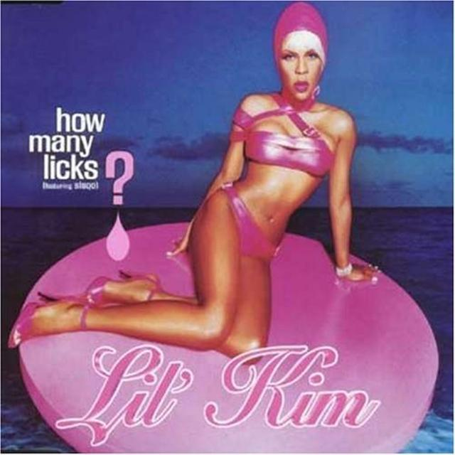 Lil Kim HOW MANY LICKS (GER) Vinyl Record