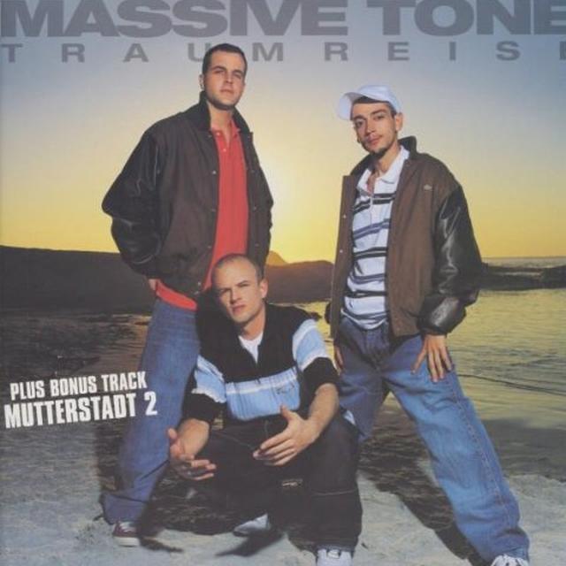 Massive Tone TRAUMREISE (GER) Vinyl Record