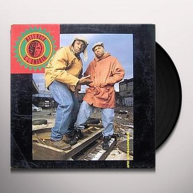Pete Rock & C.L. Smooth STRAIGHTEN IT OUT (GER) Vinyl Record