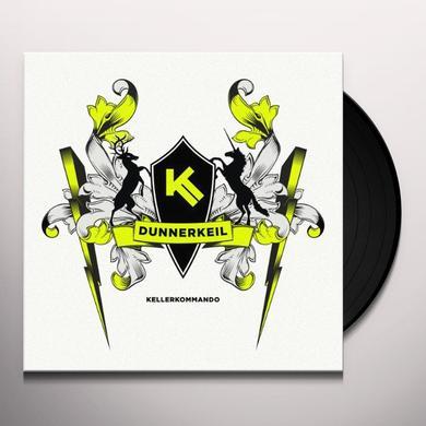 Kellerkomando DUNNERKEIL Vinyl Record