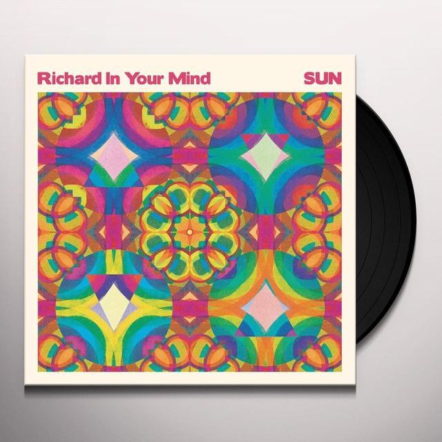 Richard In Your Mind SUN Vinyl Record