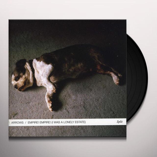 Arrows / Empire Empire SPLIT Vinyl Record