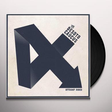 Desoto Caucus OFFRAMP RODEO Vinyl Record