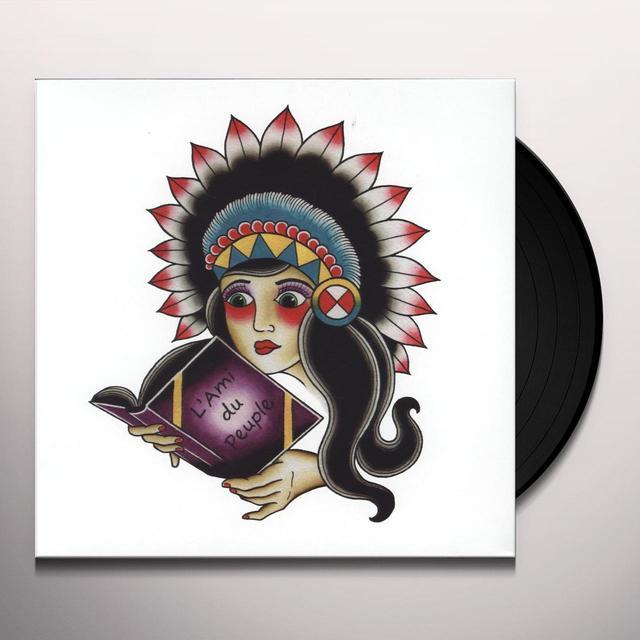 Owen L'AMI DU PEUPLE Vinyl Record