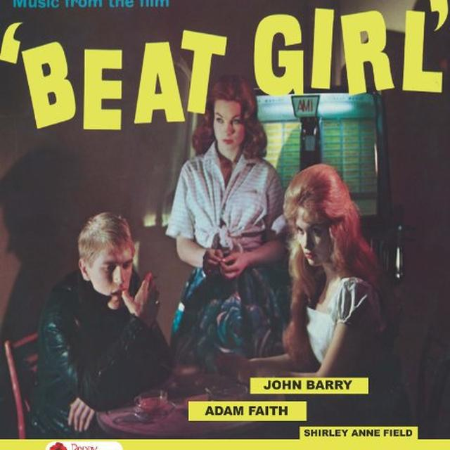 BEAT GIRL / O.S.T. Vinyl Record
