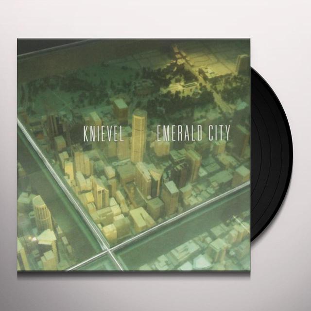 Knievel EMERALD CITY Vinyl Record