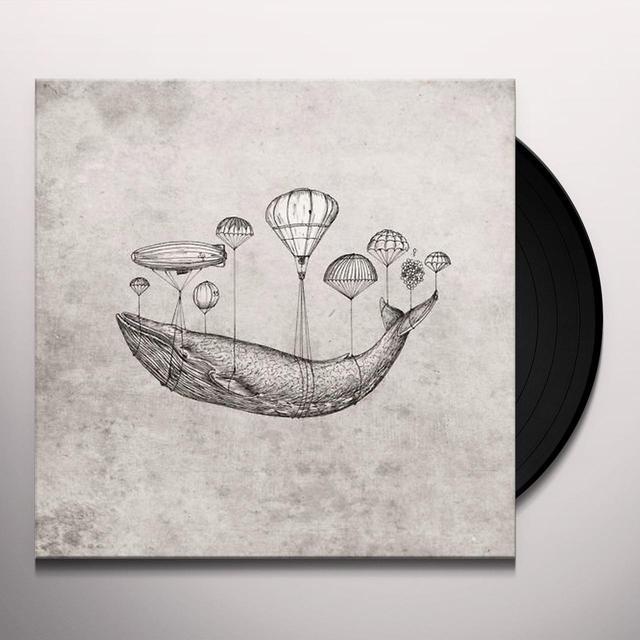 Steve Adey TOWER OF SILENCE Vinyl Record