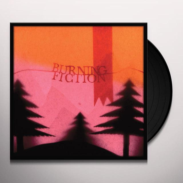 Burning Fiction STORY WILL CONTINUE Vinyl Record