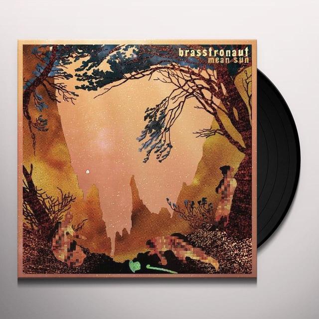 Brasstronaut MEAN SUN Vinyl Record