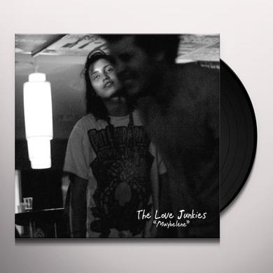 The Love Junkies MAYBELENE Vinyl Record