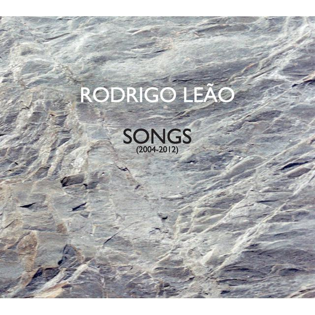 Rodrigo Leao SONGS (2004-12) Vinyl Record