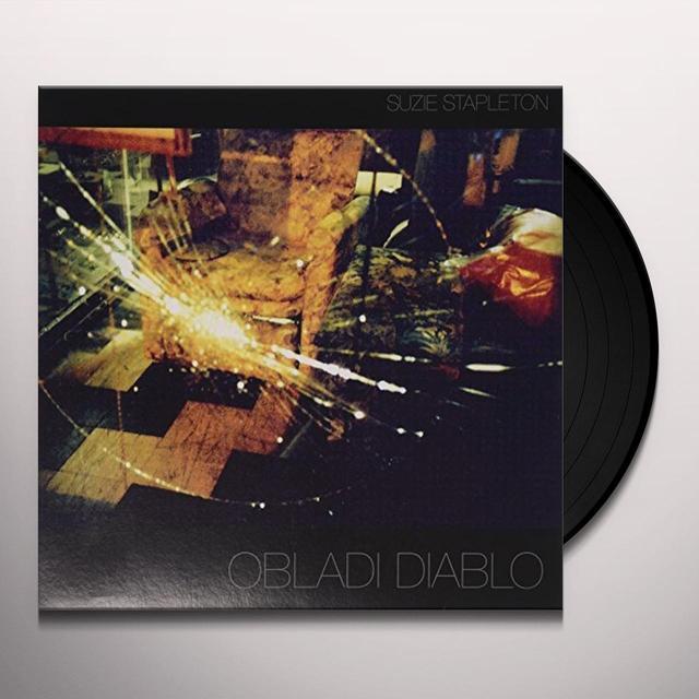 Suzie Stapleton OBLADI DIABLO Vinyl Record