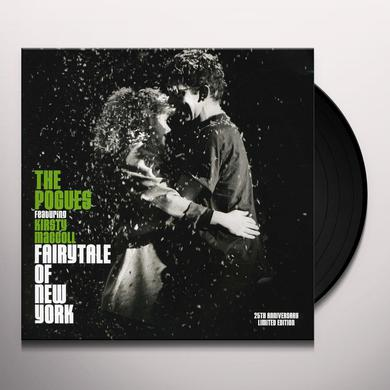 Pogues FAIRYTALE OF NEW YORK (25TH ANNIVERSARY LIMITED ED Vinyl Record