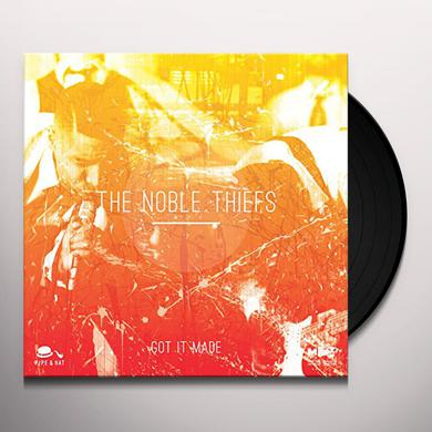 Noble Theifs GOT IT MADE / WHEN YOU'RE IN LOVE Vinyl Record